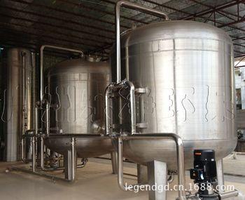 过滤塔 预处理设备 精密过滤器 砂滤罐 碳滤罐 专业过滤罐