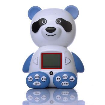 可爱宝宝玩具厂家批发故事机 充电下载阿米罗罗熊猫早教故事机