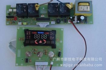 商务联盟 商品市场 电子元器件 pcb电路板 电热水器控制板 供应电热水