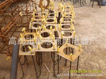 路灯基础 预埋件 灯具配件 高杆灯配件地笼 基础笼