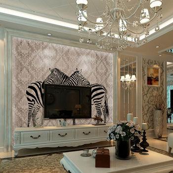 风尚东方 瓷砖电视背景墙 中式客厅彩雕背景墙 仿古砖