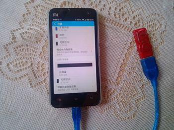 三星s3s4华为p6荣耀小米3手机otg数据线 usb转接线 红米otg线
