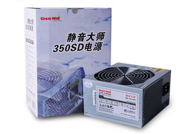 台式电源 品牌电源 长城电源 350sd静音大师 atx-350sd静音大师