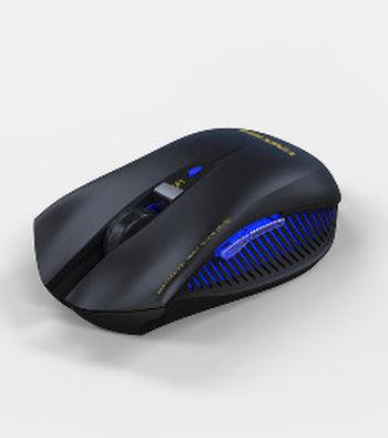 超灵敏无线鼠标工业产品设计