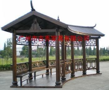 供应园林景观设计凉亭