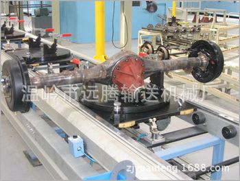 专业供应制造汽车后桥装配线组装生产线,自动化输送流水线设备