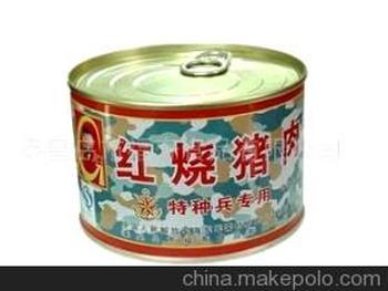 猪肉罐头(图)_秦皇岛市福寿食品有限公司
