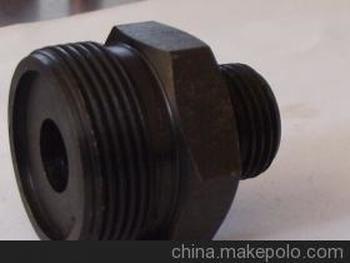 焊接式管接头 液压油管接头 液压附件 矿用接头 厂家直供图片