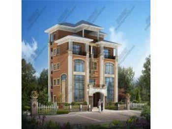 農村房屋設計-三層房屋設計裝修圖_福建尚遠筑家設計