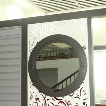东莞佛山新房窗户设计之欧式风格(圆形窗户)