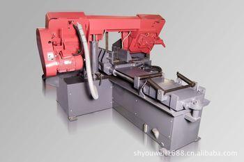 h-4030nc半自动锯床 卧式锯床 自动锯床 液压锯床 锯床图片