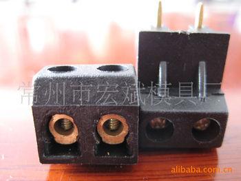 无极灯电源输入输出接线柱