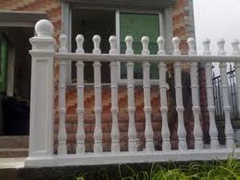 大理石板等一系列板材加工批发销售等 线条类2 罗马柱 门套 栏杆 梯图片