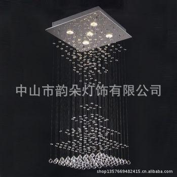 光源类型卤钨灯 电压220(v) : 开关类型按钮式 灯罩材质水晶 : 外形