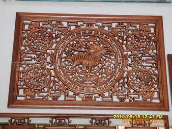 木雕动物图案大全图纸