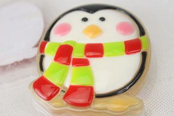 儿童用品香皂/洗手皂/生日礼物皂/幼儿园用品皂/企鹅卡通皂香皂