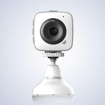 红外隐形监控摄像机 微型无线摄像头 迷你wifi高清网络摄像机