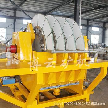 长期供应优质陶瓷真空圆盘过滤机 连云港博云矿山机械