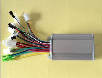 绿源/雅迪适配王 48v350w 6管无刷智能双模4合一电动车控制器