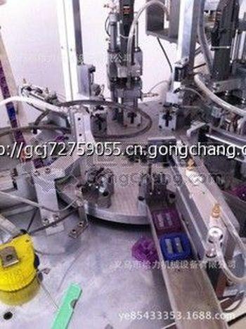 自动化设备 机械设计 自动组装机 机械制造