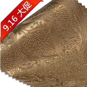 9.16大促沙发床背景墙皮革面料移门软包欧式花纹人造皮革抱枕皮料