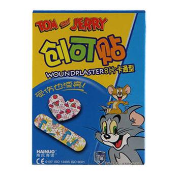 品牌 : 海氏海诺 货号 : 卡通8片 箱装数量 : 400盒 产地 : 山东青岛