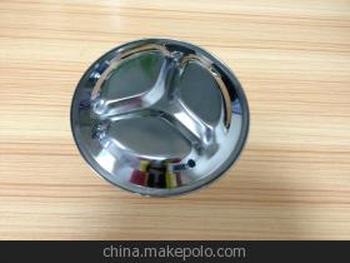 中国元素手绘图案餐盘