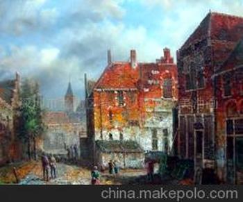 欧式美油画供应欧式家具油画,古典建筑风景画欧式美原创人体艺术