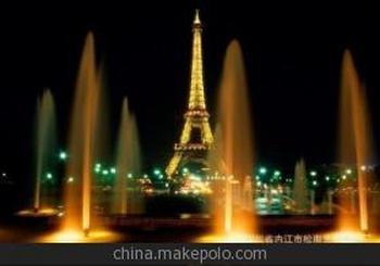 供应欧式喷泉水景景观,专业设计制作安装广场音乐喷泉