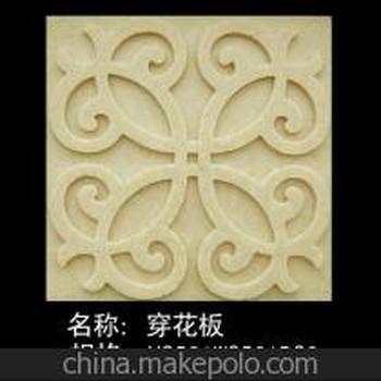 欧式花板 四叶板 砂岩壁画厂家 上海雕塑厂 浮雕背景