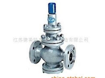 供应蒸汽管道减压阀/煤气减压阀/燃气减压阀/止回阀图片