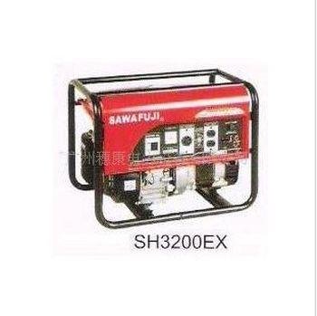 供应6kwsh7600ex进口本田汽油发电机