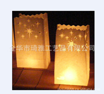 纸质手工制作灯饰图解