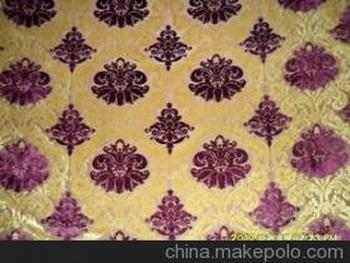 厂家直销割绒沙发面料 欧式大花系列 abc版沙发布