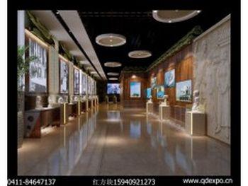 本溪校史馆展示设计-校史展馆装修设计公司