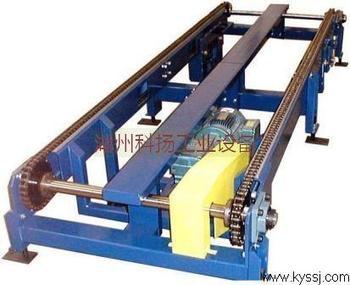 湖州科扬工业设备生产链条链条输送机,倍速链装配线输送机,倍速图片