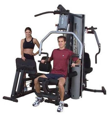 美国steelflexg9s多功能综合训练器 上海康丁健身器材